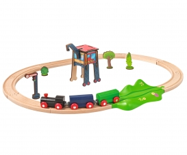 Eh - Train Oval Rail Track