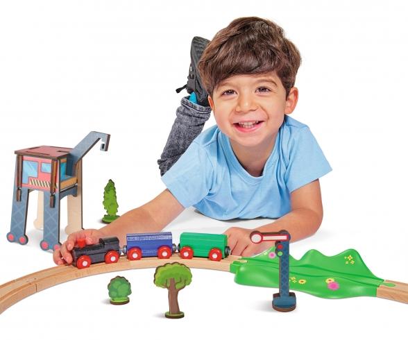 Eh - Train Oval Rail Track