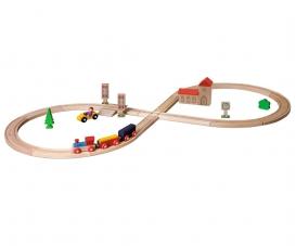 Eichhorn Train, Figure-of 8 Railway