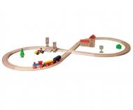 Eichhorn Bahn, Achterbahn