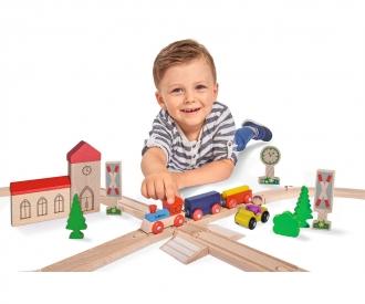 EH Train, Figure-of 8 Railway