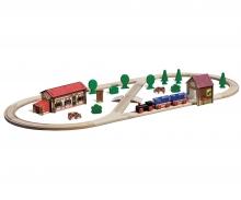 Eichhorn Train, Farm