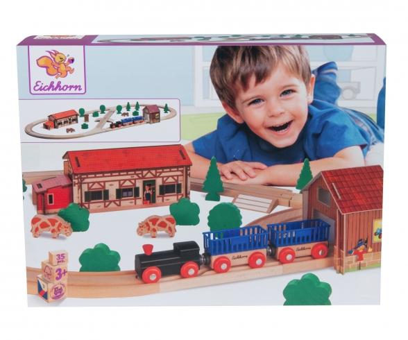 EH Train, Farm