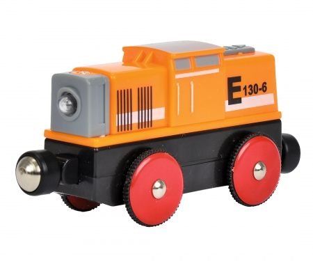 Eichhorn Bahn, Rangier E-Lok