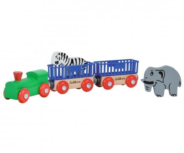Eichhorn Train Animal, 5 pcs.