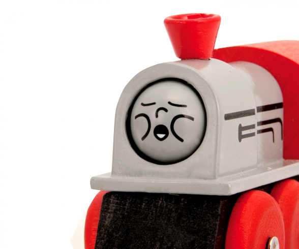 Eichhorn Train, Loc with rotating Face