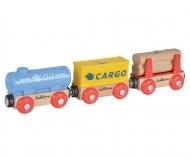 EH Train, Wagons