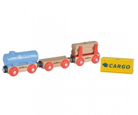 Eichhorn Train, Wagons