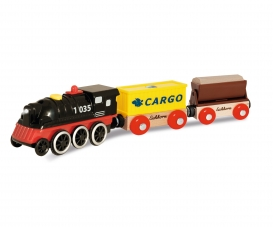 EH Train, E-Loc with Wagon