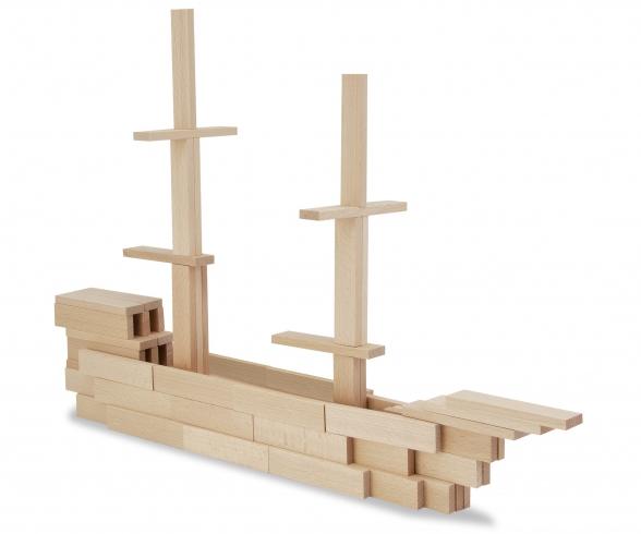 Eichhorn Holzbaukasten