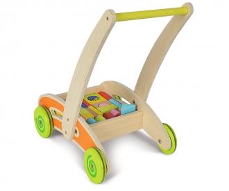 Eichhorn Spiel- und Lauflernwagen