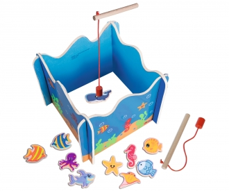 Eichhorn Fishing Game