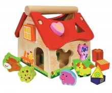 Eichhorn Stick and Playhouse