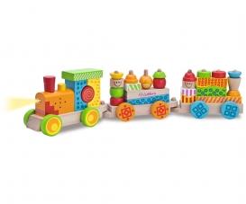 Eichhorn Color, Sound Train