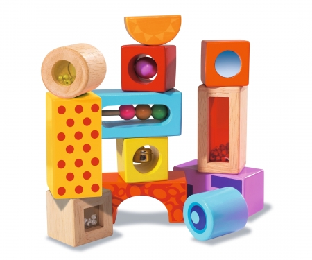 Eichhorn Color, Sound Building Blocks