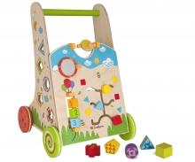 Eichhorn Color Spiel- und Lauflernwagen