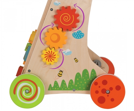 Eichhorn Color, Activity Walker