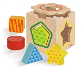 EH Color, Shape Sorting Box