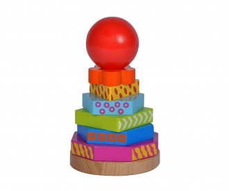 EH Color, Stacking Tower