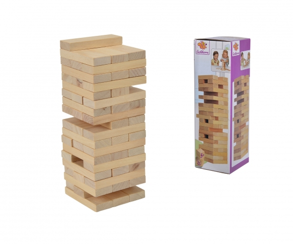 EH Wooden Tumbling Tower