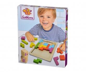 EH Tetris Game