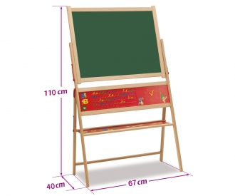Eh - Magnetic Board 40X67X110cm