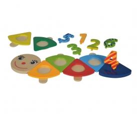 Eichhorn Geburtstagsraupe