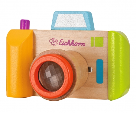 Eichhorn Camera with Kaleidoscope, 3 pcs.