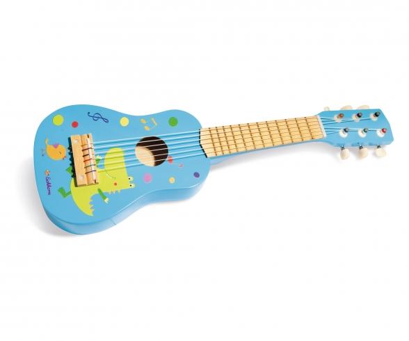 Eichhorn Musik Holzgitarre, 54cm