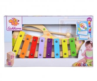 Eichhorn Music Xylophone, 8 Tones