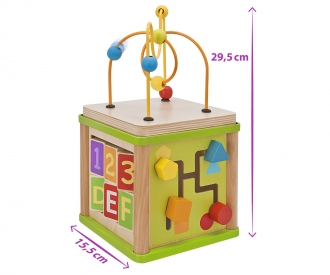 Eh - Little Game Center -Cube W/Maze