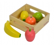EH Wooden Box with Fruits