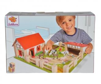 Eichhorn Little Farm Set