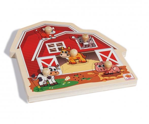 Eichhorn Puzzle mit Sound