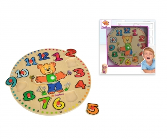 EH Teaching Clock