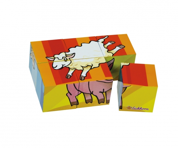 Eichhorn Picture Cube, small