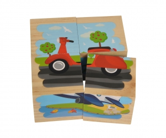 EH Pictures Cube, Vehicles