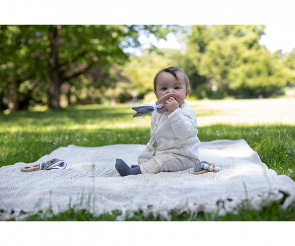 Eichhorn Baby Pure Rassel