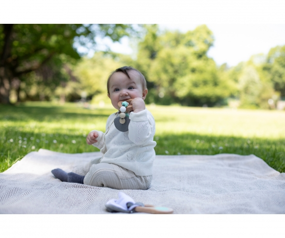 Eichhorn Baby Pure Beißring