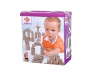 EH Natural Wooden Blocks