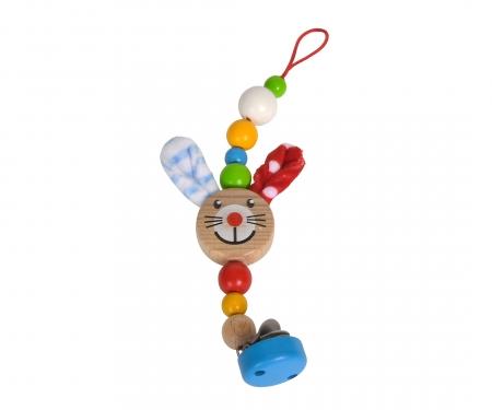 Eichhorn Baby, Dummy Chain with Clip