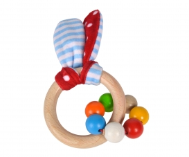 Eichhorn Baby, Grasping Toy with Ears