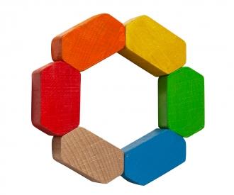 Eichhorn Baby, Grasping Hexagon