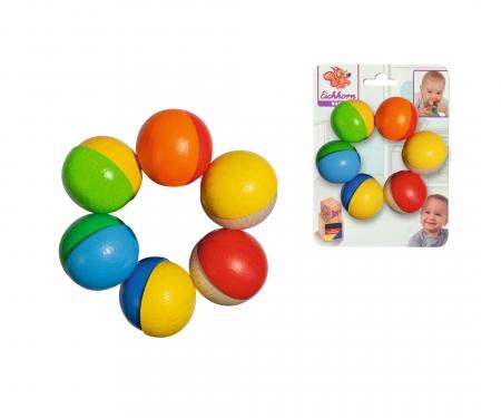 Eichhorn Baby, Grasping Toy Half Beads