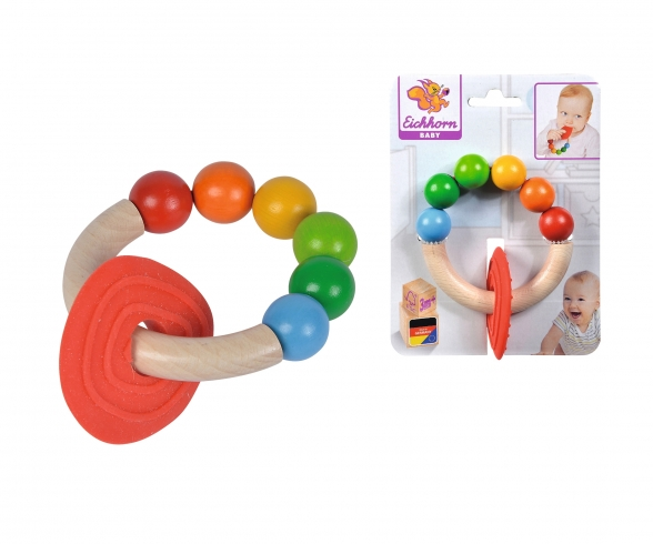 EH Baby, Grasping Toys with Teetherplat