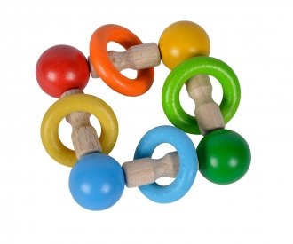 EH Baby, Grasping Toy with Ring
