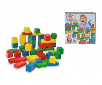 HEROS Wooden Building Blocks 50