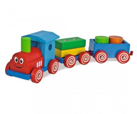 HEROS Colourful Train