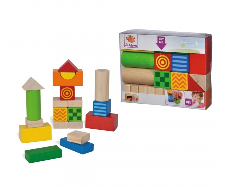 HEROS Baby Feel a Sound Building Blocks