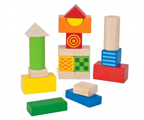 Eichhorn Baby Feel and Sound Blocks